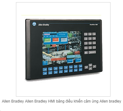 Allen Bradley Allen Bradley HMI Bảng điều khiển cảm ứng Allen bradley