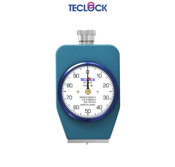 Dụng cụ đo độ cứng cao su GS-720N_Teclock TMP_Teclock VietNam