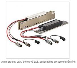 Allen Bradley LDC-Series & LDL-Series Linear Servo Motors