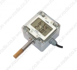 Bộ cảm biến chuyển đổi tín hiệu nhiệt độ RHT862 - Radix