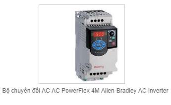 Bộ chuyển đổi điện AC PowerFlex 4M Allen-Bradley AC Drive Inverter