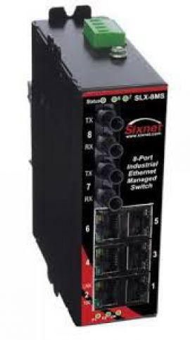 Bộ chuyển mạch Ethernet Sixnet SLX - Đại lý RedLion Việt Nam