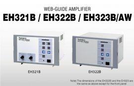 Bộ điều khiển canh biên trong ngành sản xuất tôn EH321B Nireco