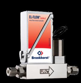 Bộ điều khiển lưu lượng nhiệt cho khí EL-FLOW SELECT F-200CV Bronkhorst Việt Nam