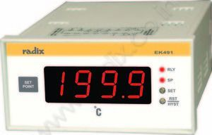 Bộ điều khiển nhiệt độ kỹ thuật số - Đại lý Radix VietNam