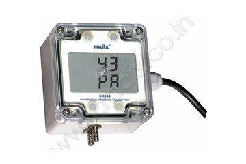 Cảm biến chênh áp suất SC504 - Radix việt nam