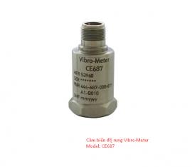 Cảm biến đo đô rung CE687 Vibro Meter VietNam - Đại lý Meggitt Việt Nam