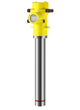 Cảm biến đo mức liên tục SOLITRAC 31 Vega trong các lò phản ứng, nồi hấp, bình trộn