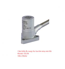 Cảm biến đo rung cho tua bin máy nén khí CE134 Vibro Meter - Đại lý Meggitt Việt Nam