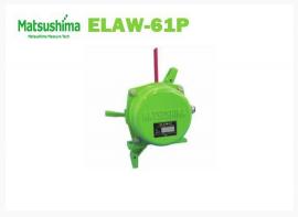 Cong tắc dừng an toàn cho băng tải ELAW61 Matsushima - Đại lý Matsushima Việt Nam