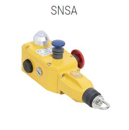 Công tắc dừng khẩn cấp giật dây một phía bảo vệ băng tải SNSA Sitec tại Việt Nam