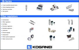 Đại lý Koganei VietNam - Nhà phân phối chính thức Koganei Việt Nam