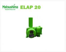 Đại lý Matsushima Việt Nam - Thiết bị phát hiện lật băng tải ELAP 20 Matsushima