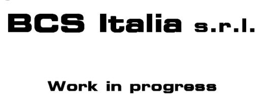 Đại lý phân phối sản phẩm chính hãng BCS Italia tại Việt Nam - Đại lý BCS Việt Nam