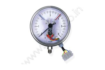Đồng hồ cảnh báo áp suất cao PGC200 Radix - Đại lý radix Việt Nam