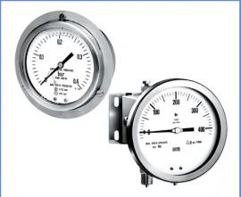 Đồng hồ đo áp lực MBS860 - Temavasconi Vietnam - TMP Vietnam