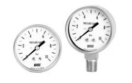 Đồng hồ đo áp P221 và P253 Wise - Địa lý Wisecontrol VietNam