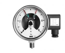 Đồng hồ đo áp suất có tiếp điểm điện P500 Wisecontrol Việt Nam