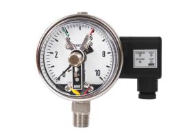 Đồng hồ đo áp suất có tiếp điểm điện P510 Wisecontrol Việt Nam