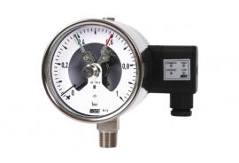 Đồng hồ đo áp suất có tiếp điểm điện P520 Wisecontrl Việt Nam