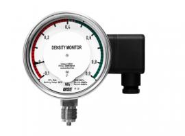 Đồng hồ đo áp suất có tiếp điểm điện P590 Wisecontrol Việt Nam