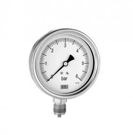 Đồng hồ đo áp suất MB100 series - Đại lý Temavasconi Vietnam