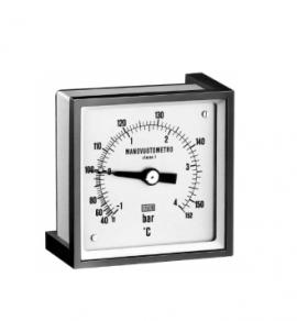 Đồng hồ đo áp suất MB400 series - Đại lý Temavasconi Vietnam