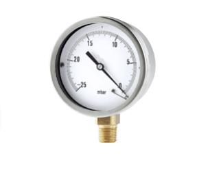 Đồng hồ đo áp suất MC1100 series - Đại lý Temavasconi Vietnam