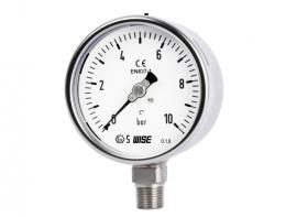 Đồng hồ đo áp suất P252 Wise -  Đại lý Wisecontrol Việt Nam