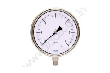 Đồng hồ đo áp suất PGB300 Radix - Đại lý Radix Việt Nam