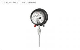 Đồng hồ đo áp suất T721 Wise - Đại lý Wisecontrol Việt Nam