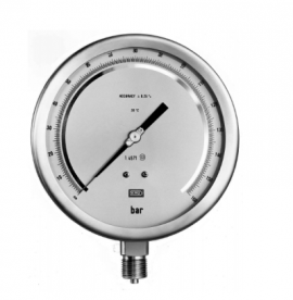 Đồng hồ đo áp suất TEST GAUGES Cl. 0,1 - Temavasconi Vietnam