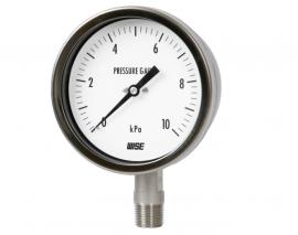 Đồng hồ đo áp suất thấp P421 Wise - Đại lý Wisecontrl Việt Nam