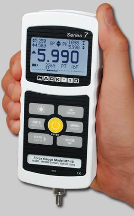 Đồng hồ đo lưc Series 7 Mark10 - Đại lý Mark10 Việt Nam