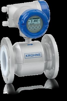 Đồng hồ đo lưu lượng điện từ OPTIFLUX 4300 Krohne - Đại lý Krohne Việt Nam
