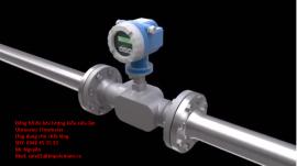 Đồng hồ đo lưu lượng kiểu siêu âm - Ultrasonic flowmeter - Ứng dụng đo chất lỏng