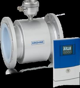 Đồng hồ đo lưu lượng nước kiểu điện từ POWERFLUX 4030 Krohne tại Việt Nam