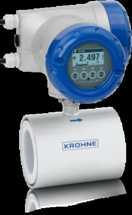 Đồng hồ đo lưu lượng OPTIFLUX 1300 Krohne tại Việt Nam - Đại lý Krohne Việt Nam