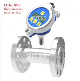 Đồng hồ đo lưu lượng tuabin HM-F Riels - Đại lý Riels Việt Nam