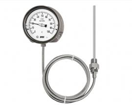 Đồng hồ đo nhiệt độ T210 Wise - Đại lý Wisecontrl Việt Nam