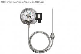 Đồng hồ đo nhiệt độ T501 Wise - Đại lý Wisecontrol Việt Nam