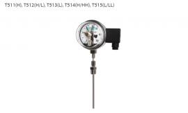Đồng hồ đo nhiệt độ T511 Wise - Đại lý Wisecontrol Việt Nam