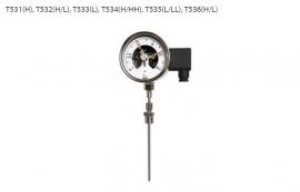 Đồng hồ đo nhiệt độ T531 Wise - Đại lý Wisecontrol Việt Nam