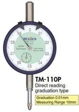 Đồng hồ so model TM110P Teclock - Đại lý Teclock Việt Nam