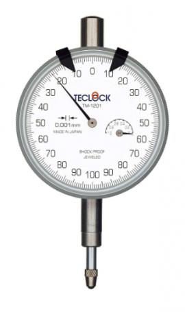 Đồng hồ so Model TM1201 Teclock - Đại lý Teclock Việt Nam