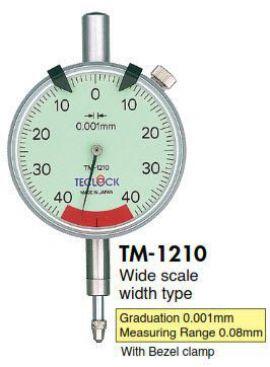 Đồng hồ so model TM1210 Teclock - Đại lý Teclock Việt Nam