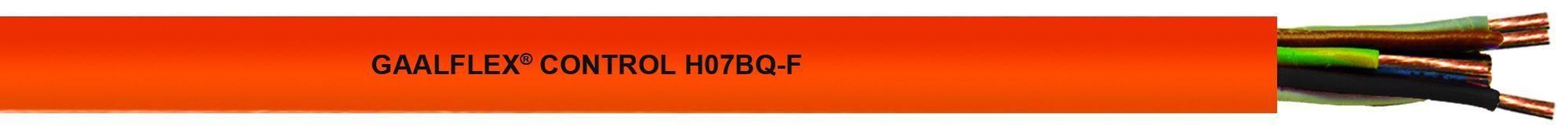 Elettrotek Kabel VietnamGAALFLEX CONTROL H07BQ-F