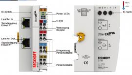 EtherCAT EK1101 Beckhoff - Đại lý Beckhoff tại Việt Nam