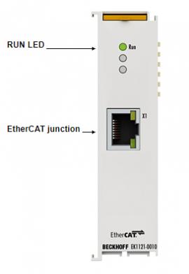 EtherCAT EK1121-0010 Beckhoff - Đại lý Beckhoff tại Việt Nam