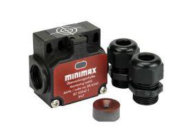 Giám sát trọng lượng bình CO2 - Đại lý Minimax tại Việt Nam